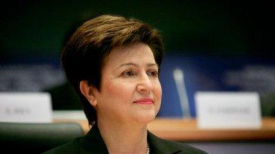 Кристалина Георгиева: Корупцията лишава ЕС от милиарди евро всяка година