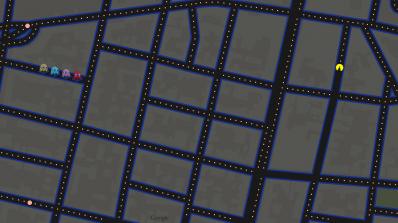 Google отбелязва първи април с играта Pacman