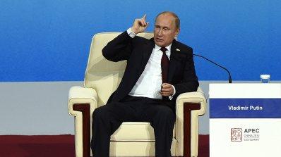 Владимир Путин има дар за Гърция