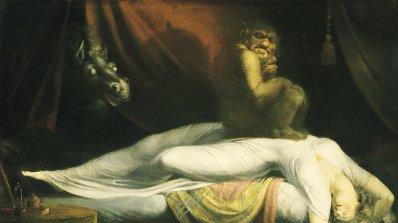 Демон обладава майка и дъщеря