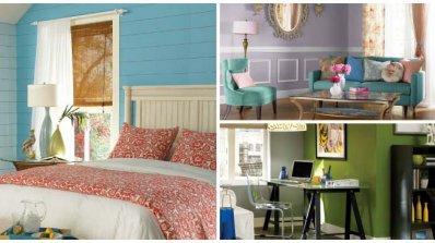 Как да изберете подходящи цветове за вашия дом