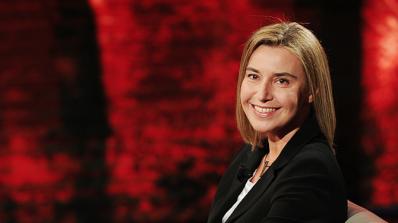 Федерика Могерини за шестте месеца на поста върховен представител на ЕС