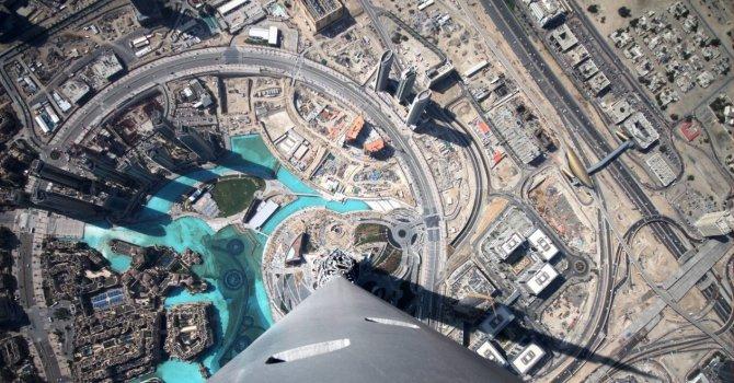 Жена се самоуби, скачайки от най-високата сграда в света (снимки)