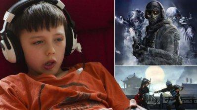 Видео игрите могат да доведат до сериозни заболявания
