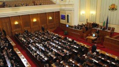 Депутатите ще препитват министрите на парламентарен контрол