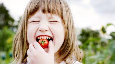 Как да накараме децата да обичат здравословните храни