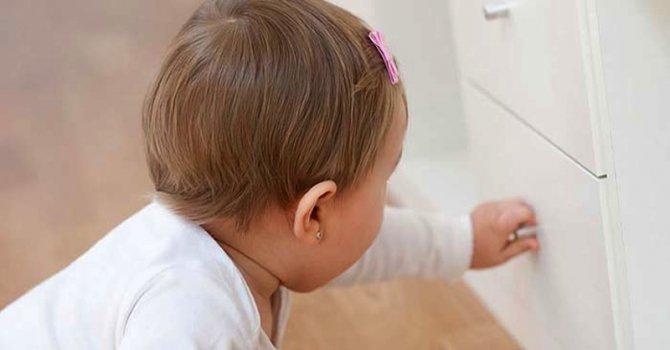 Необходими подобрения в дома след появата на бебе