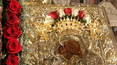 Чудотворна икона на Богородица ще благослови София