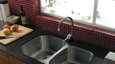 Как да изберем подходящ материал за кухненска мивка