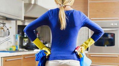 Пролетно почистване на кухня с естествени подръчни материали