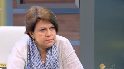 Дончева: МВР няма разкриваемост, заради политическото послушание