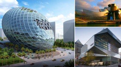 Сградите на бъдещето