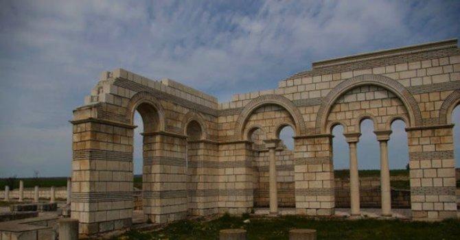 Голямата базилика в Плиска се нуждае от средства за реставрация