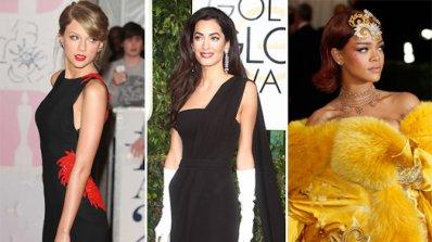 """Вижте кои са най-добре облечените знаменитости според """"Венити феър"""" (снимки)"""