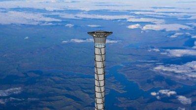 Компания взе патент за построяването на сграда, висока 20 км