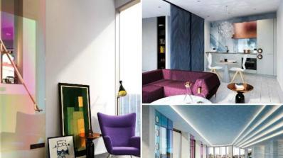 Уникални дизайнерски апартаменти очакват собствениците си