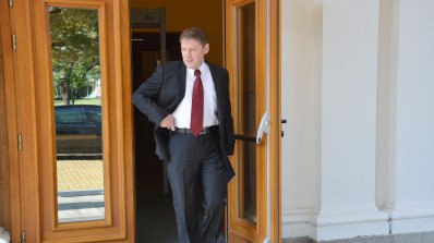 Бившият шеф на ДАНС Владимир Писанчев стана консул в Солун