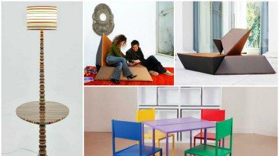 Креативни и колоритни мултифункционални мебели
