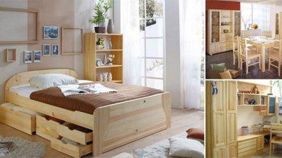 """Мебелите от масивно дърво – """"Вечната класика"""" с нов дизайн"""