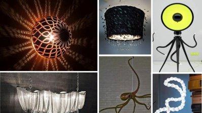 Причудливи, екстравагантни и впечатляващи - дизайнерски лампи, които приковават вниманието