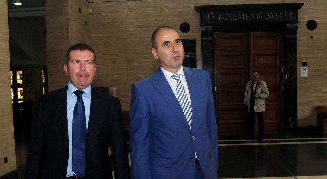 Разпитват Флоров по делото срещу Цветанов
