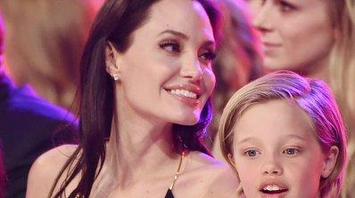 Дъщерята на Джоли и Пит иска да стане момче