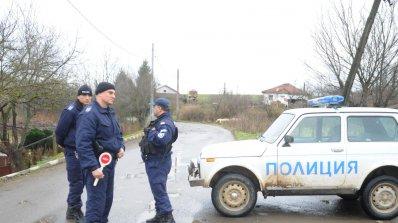 Над 200 бежанци са спрени от полицаите на българо-турската граница