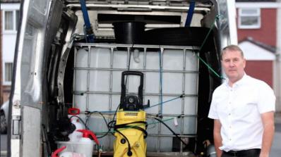 Собственик продава микробус с полтъргайст
