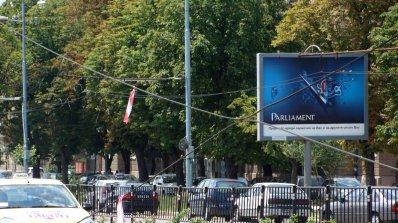Камион събори тролейбусни жици на възлов булевард в Пловдив