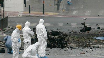 Взривиха офис на бивш гръцки министър в Лесбос