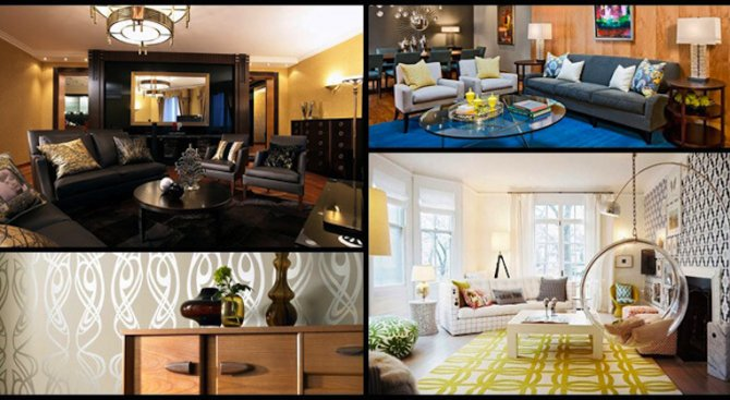 Водещите тенденции в декорирането на дома през годините - от 20-те досега