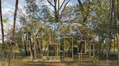 11 сгради, които умело си играят на криеница с вас