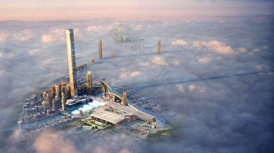 Най-високите сгради в строеж в света