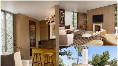 Стая за отдих, иновативно пристроена към еднофамилна къща