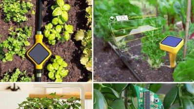 Високотехнологични градински изобретения, които ще ви изумят