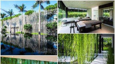 """Впечатляваща сграда от бъдещето със """"зелена"""" фасада"""