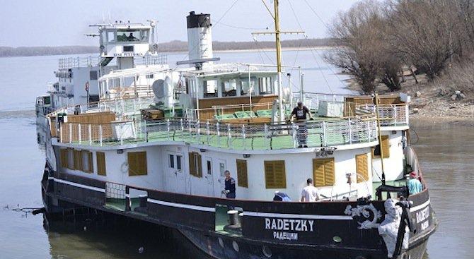 """Събират пари за ремонт на кораба """"Радецки"""""""