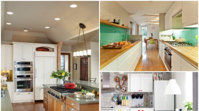 Какво кухненско осветление да изберем?