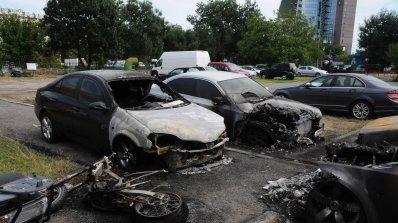 Три коли горяха във Варна