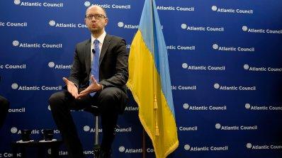 Украинският премиер: Не се страхувам от сигнали за бомби