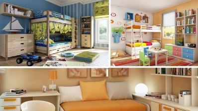 6 еко съвета за детската стая