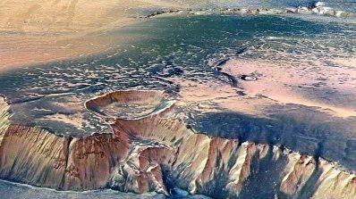 Има ли живот на Марс