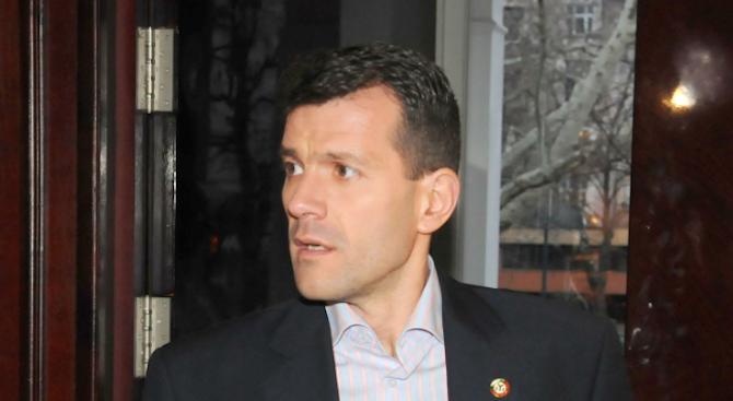 Боян Расате е арестуван в София