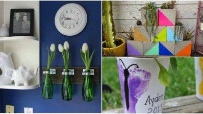 Лесни и креативни хитрини за дома