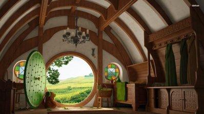 Надниквали ли сте в Хобит къща?