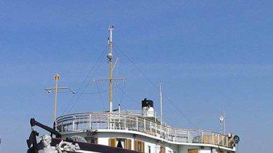 """Продължава инициативата за набиране на средства за подмяна на дървената част на кораба-музей """"Р"""
