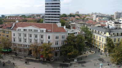 Скача данък сгради в Бургас