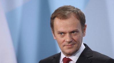 """Туск: Проектът """"Северен поток 2"""" е подигравка към правилата на ЕС"""