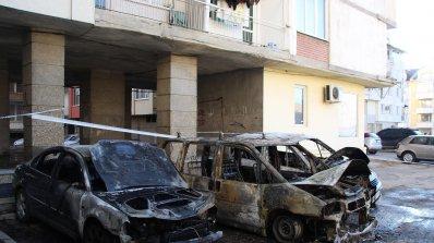 Три коли горяха във Велико Търново