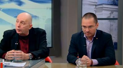 Джамбазки и Коритаров се караха в ефир, заради твърдение, че Турция е искрен приятел на България (ви